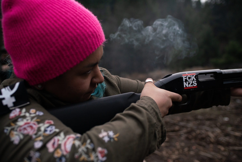 Leftists Bear Arms In Self-Defense | Guns & America